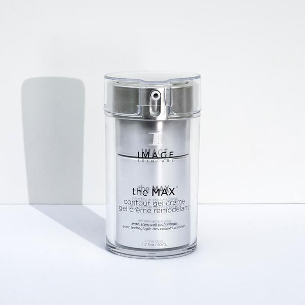 New Product the MAX™ contour gel crème