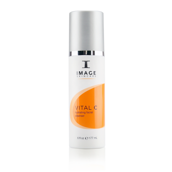 VITAL C Hydrating Facial Cleanser - 6 Fl Oz (177 ML)