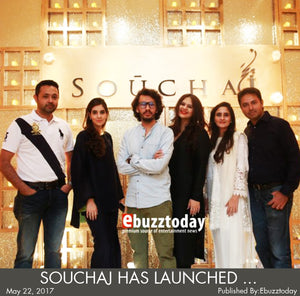 SOUCHAJ has launched its latest Bridal Wear Collection