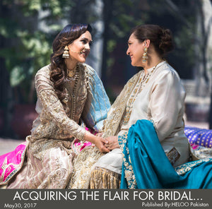 Souchaj: Acquiring The Flair For Bridal Wear