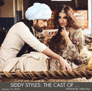 SIDDY STYLES: THE CAST OF PARCHI FOR SOUCHAJ