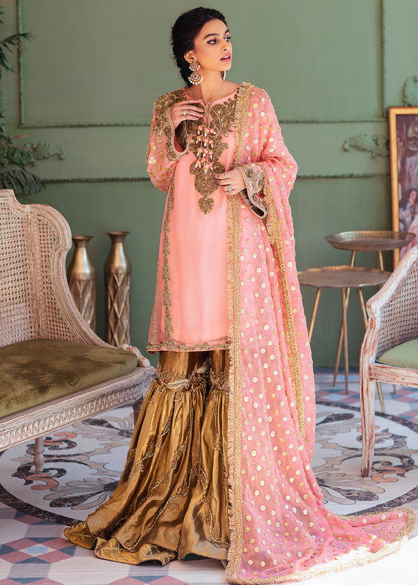 Copper Gharara