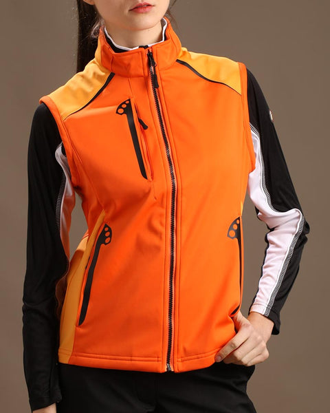 Stretch Tech® Water Repellent Full Zip Vest