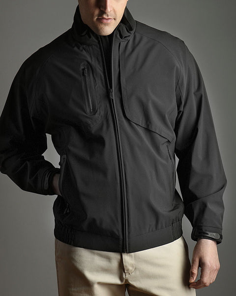 Stretch Tech Rain Jacket