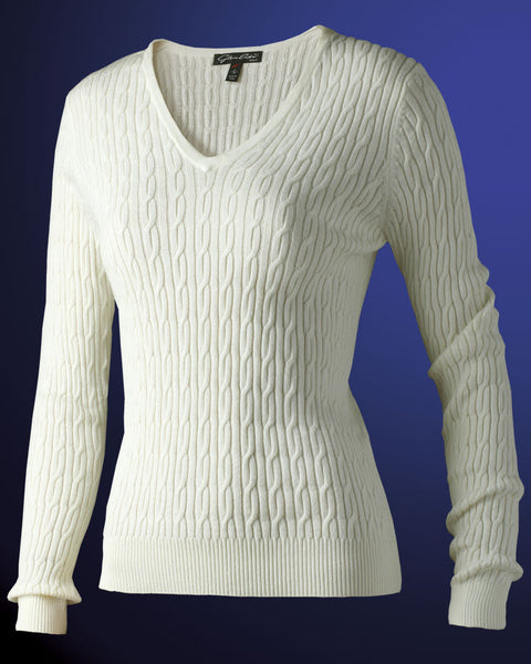12 Gauge Cable Sweater