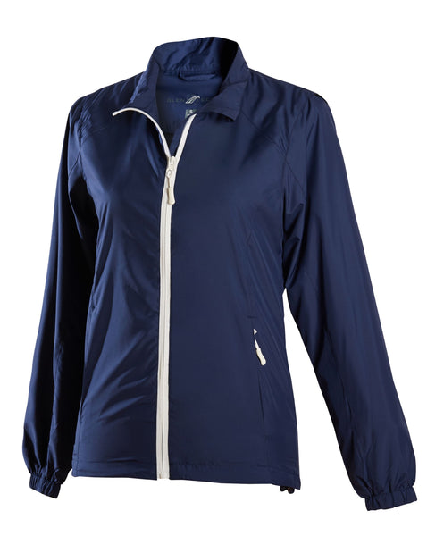 Ultra Light Water Repellent Jacket with Hidden Vented Shoulders