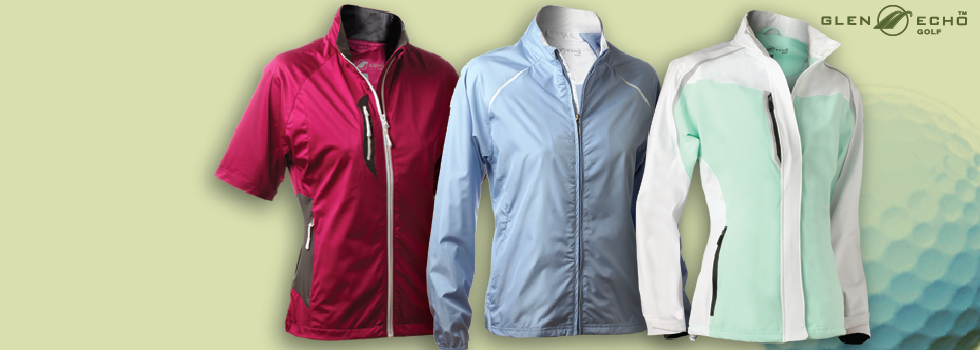 Outerwear blends both classic style and modern technology to bring elegance with modern comfort.  Highly breathable outershell with unique features included in all our outerwear designs combat elements while providing optimal comfort so that your focus isn't taken away from your goal on the course.
