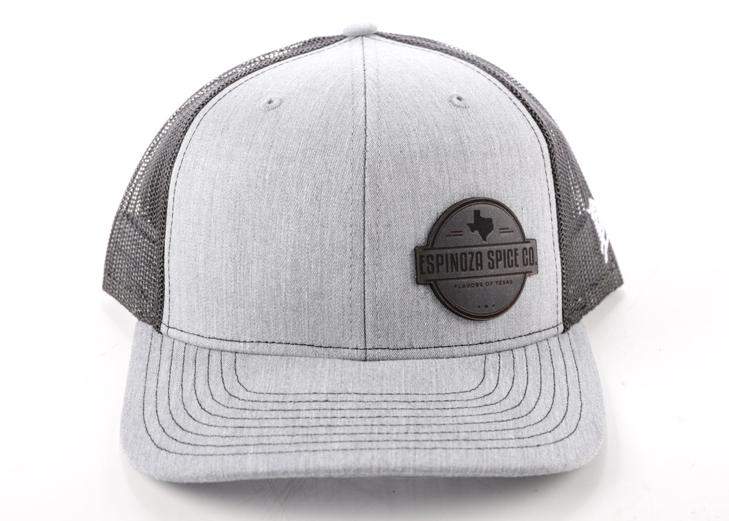 Grey Snapback -Midnight Patch