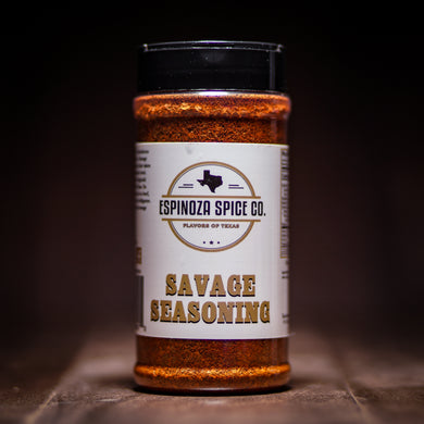 Savage Seasoning