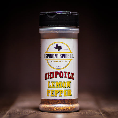 Chipotle Lemon Pepper