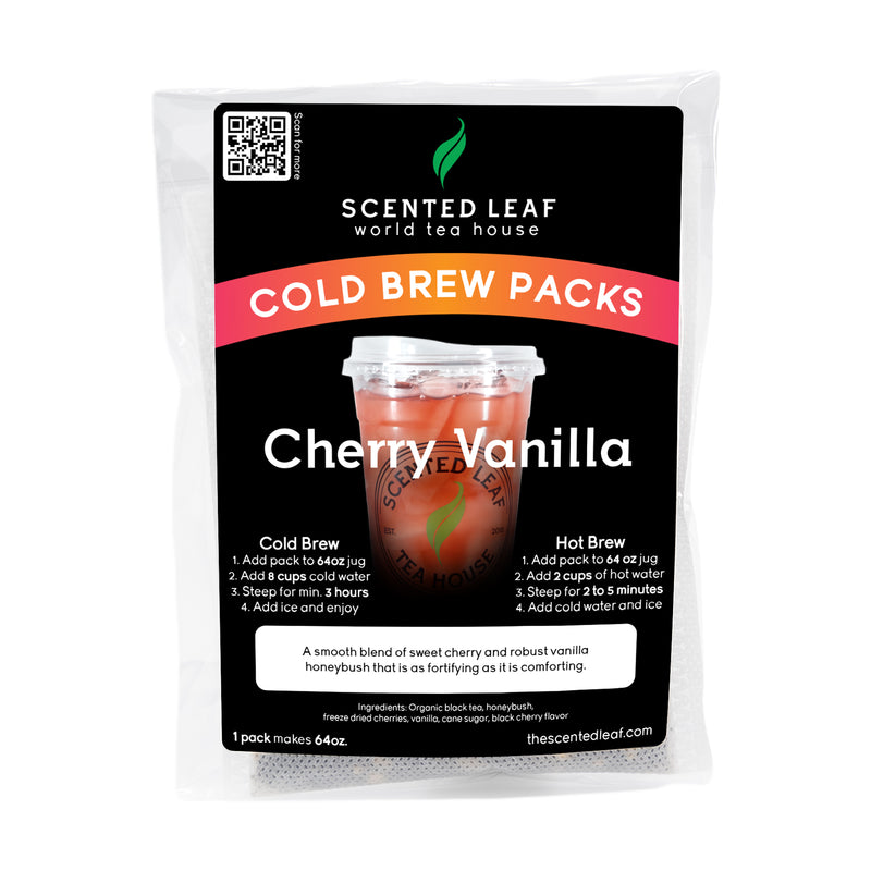 Cherry Vanilla Cold Brew Pack