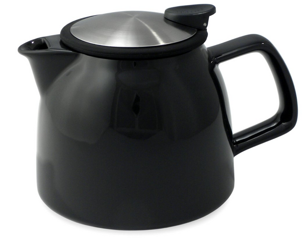 Bell Teapot with Basket Infuser 26 oz.