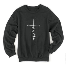 Load image into Gallery viewer, Faith Based Fashion Sweatshirt - Faith Based Fashion Hoodie