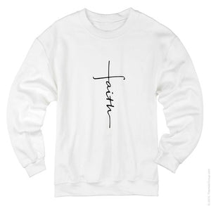 Faith Based Fashion Sweatshirt - Faith Based Fashion Hoodie