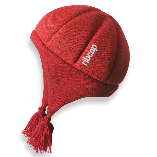 Chessy Kids seizure helmet in red by Ribcap