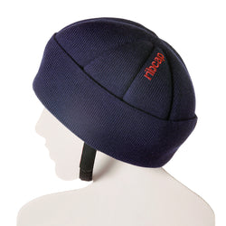 Dylan | Winter Style | Soft Protective Helmet | Wool | Ribcap