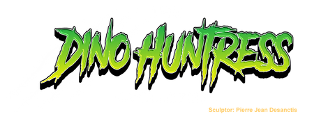 Dino Huntress Collection