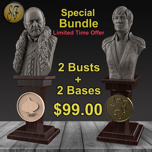 Special Bundle The Lioness + The Buccaneer
