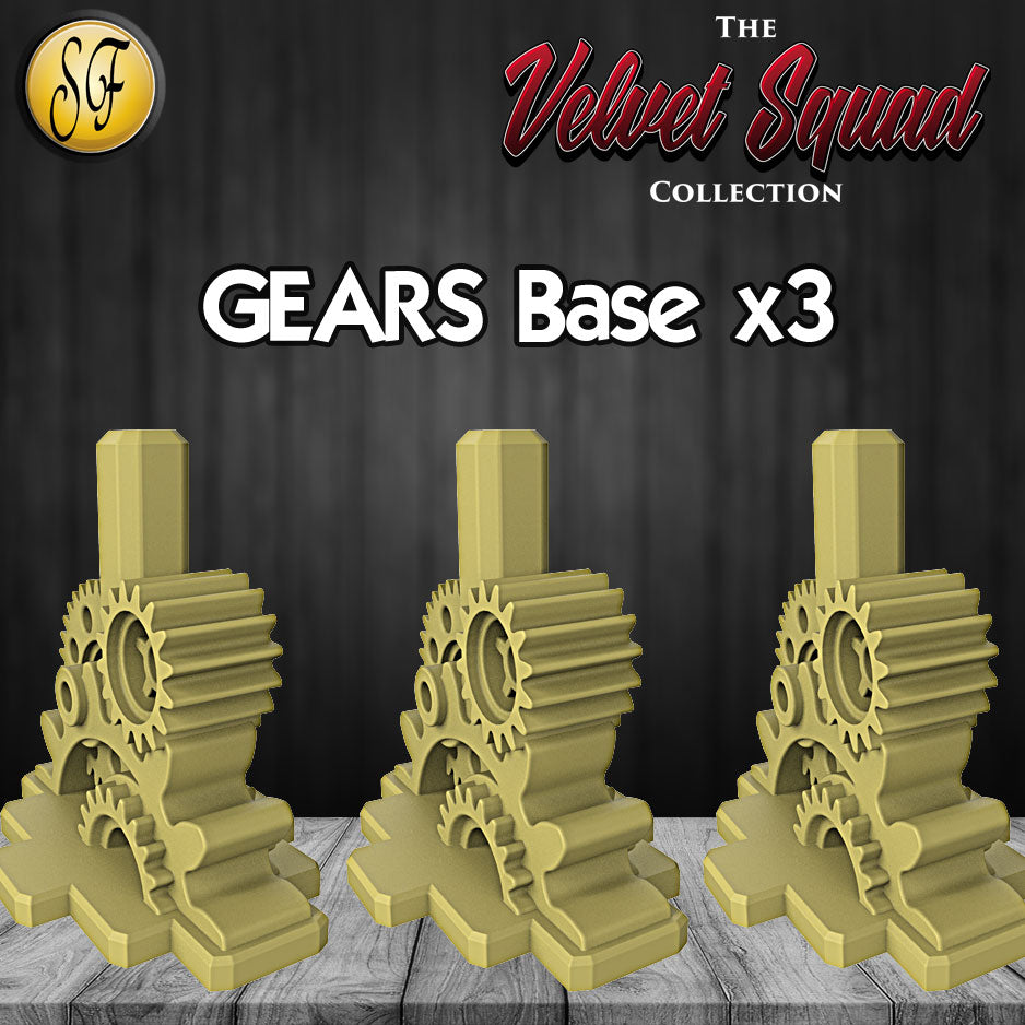 Gears Base Pack