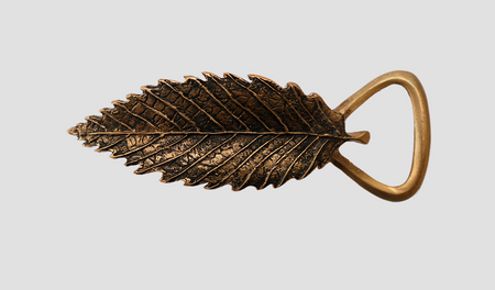 American Chestnut Leaf (Matte Finish)