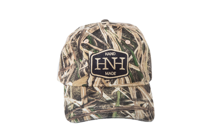 HNH Shadowgrass Blades Hat | HookNHide | Belt Buckle Bottle Opener