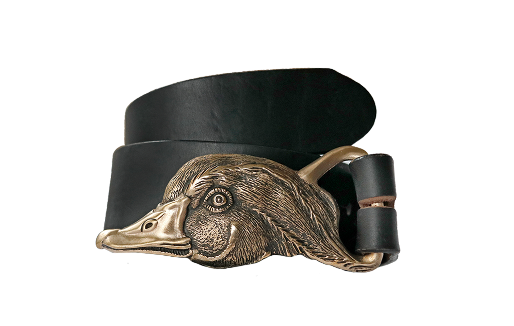 Wood Duck Buckle