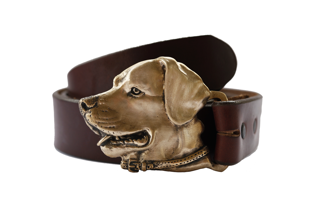 Labrador Retriever Buckle (Poli)