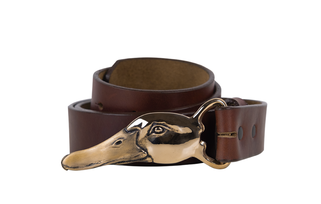 Mallard Buckle (Dual Finish)
