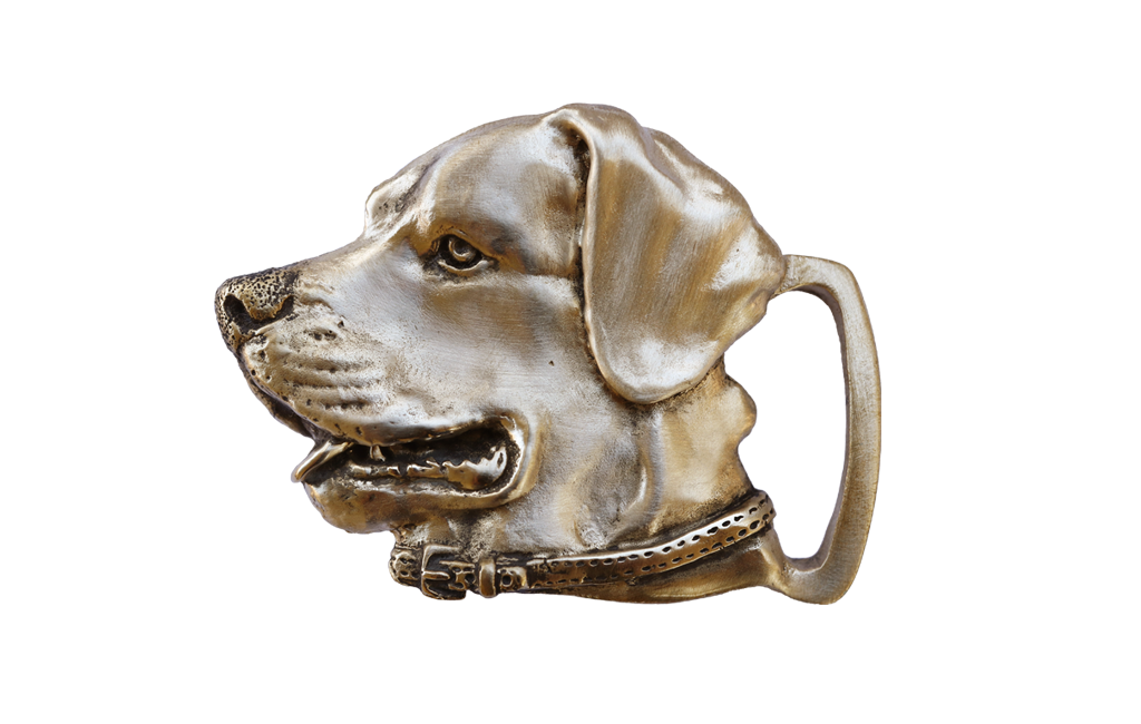 Labrador Retriever Buckle(Poli)