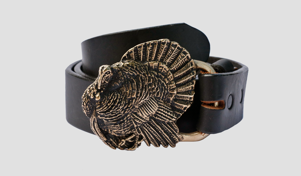 Wild Turkey Buckle