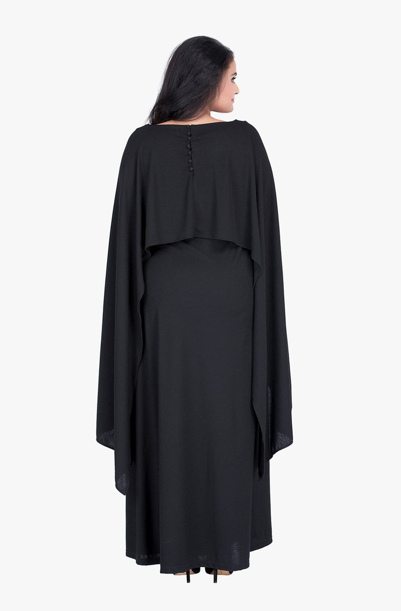 Spirited Sleeves Gown