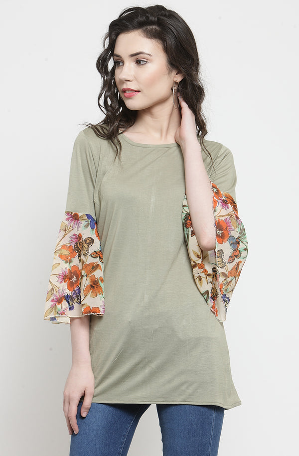 Women's Snuff Semi-Casual Top