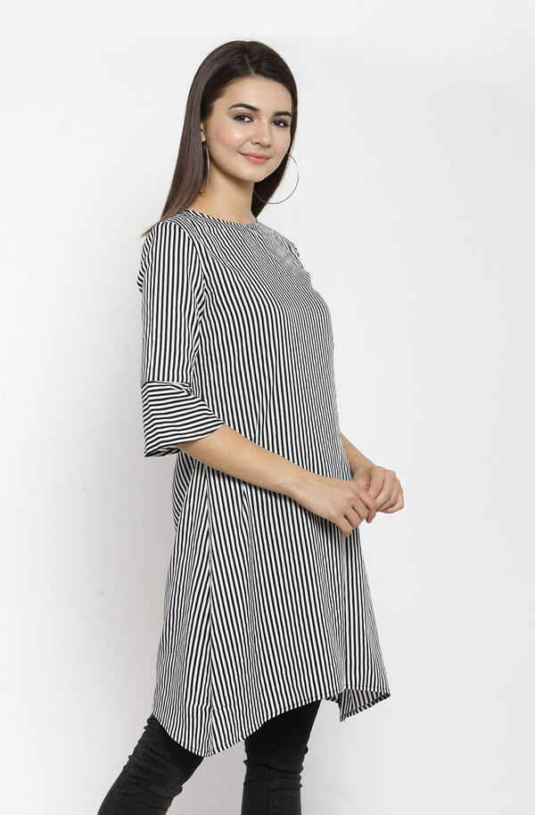 Boat Neck Party tunic