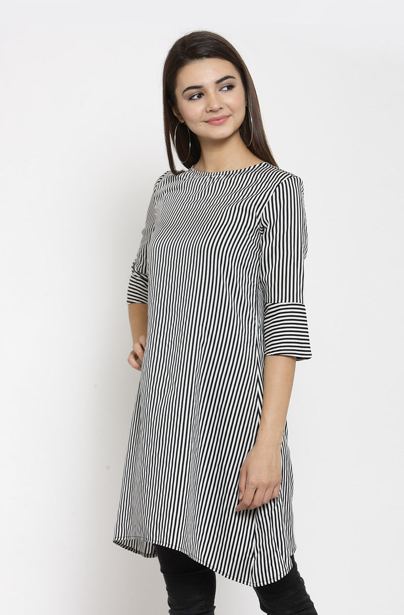Boat Neck Straight Party Dress