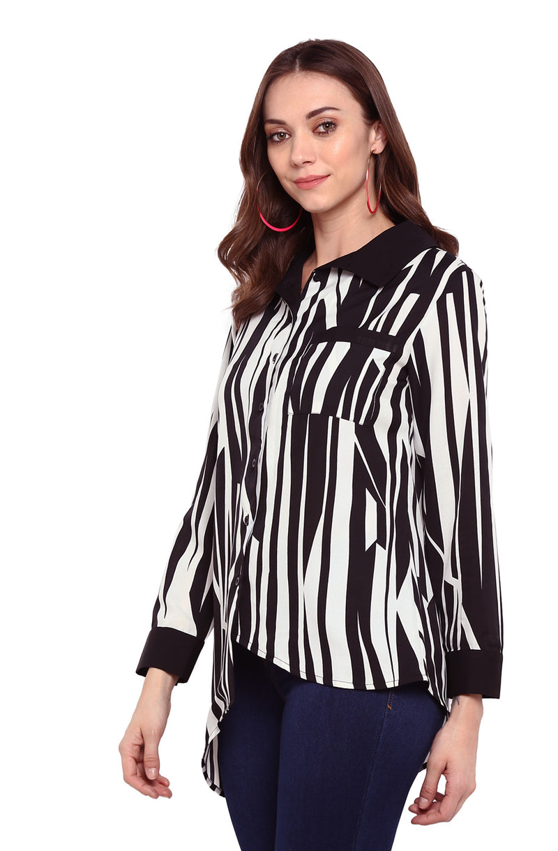Long Sleeve Party Shirt