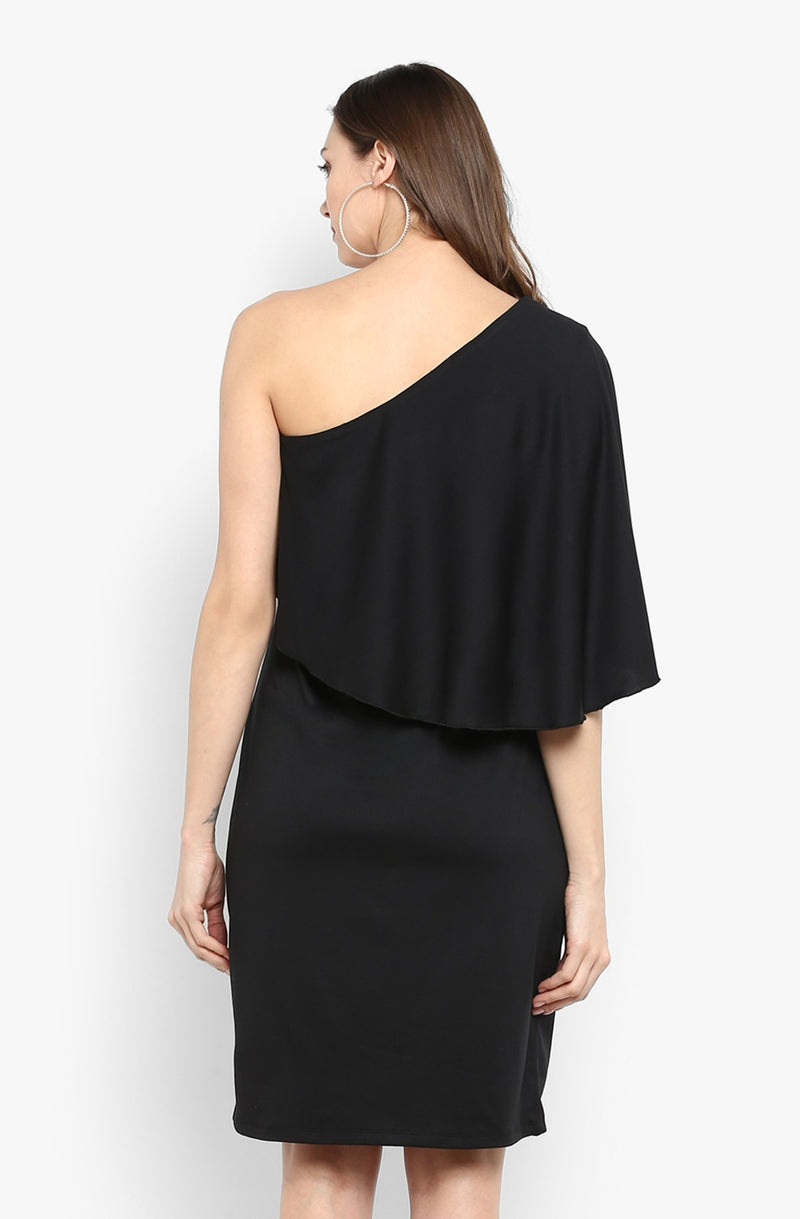 One-shoulder Party Dress