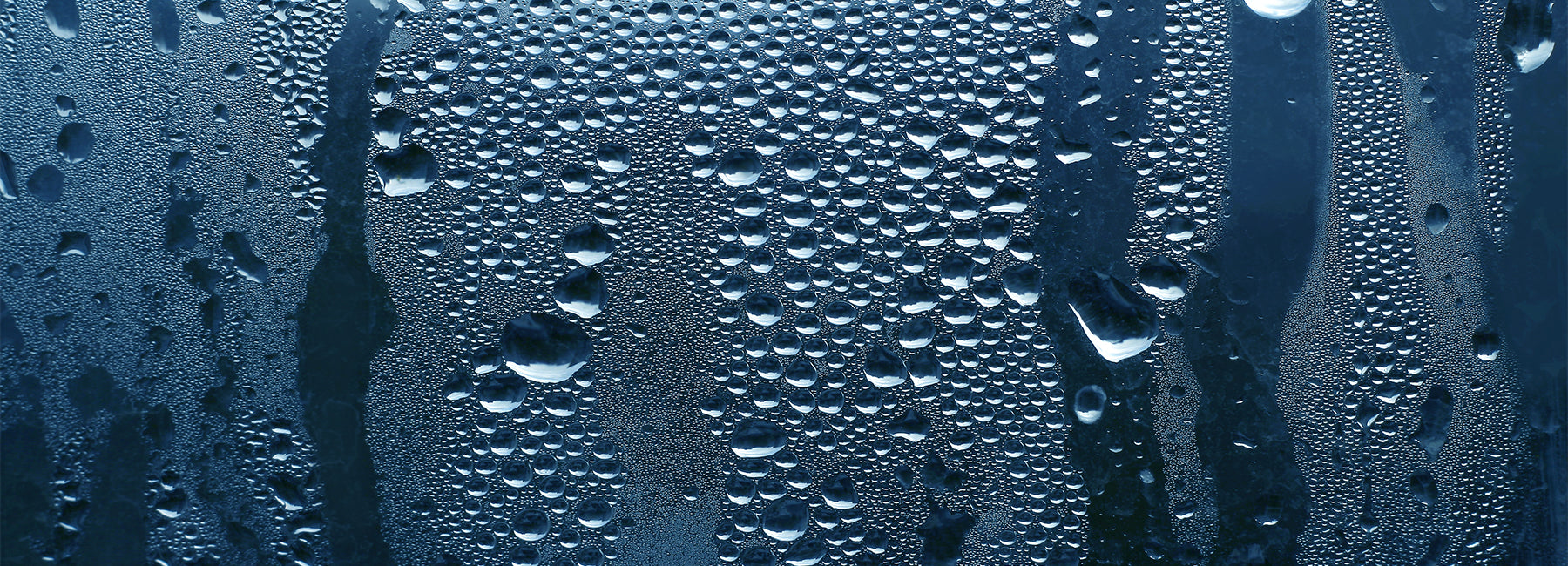 Condensation:<br>A Sign of High Humidity