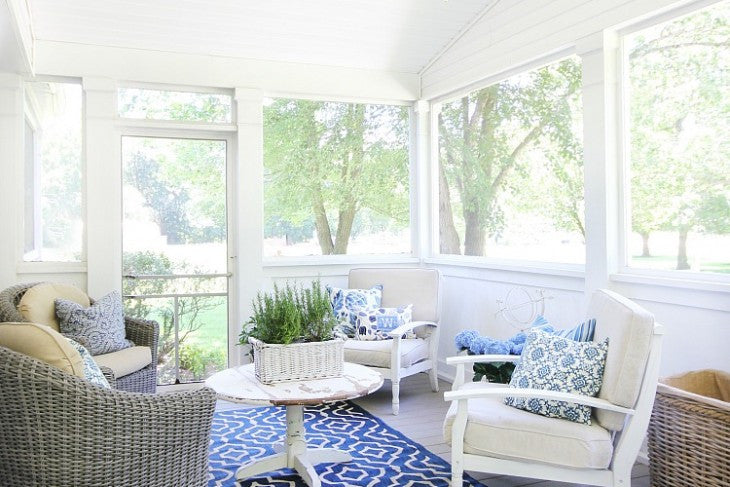 7 Porches of Inspiration
