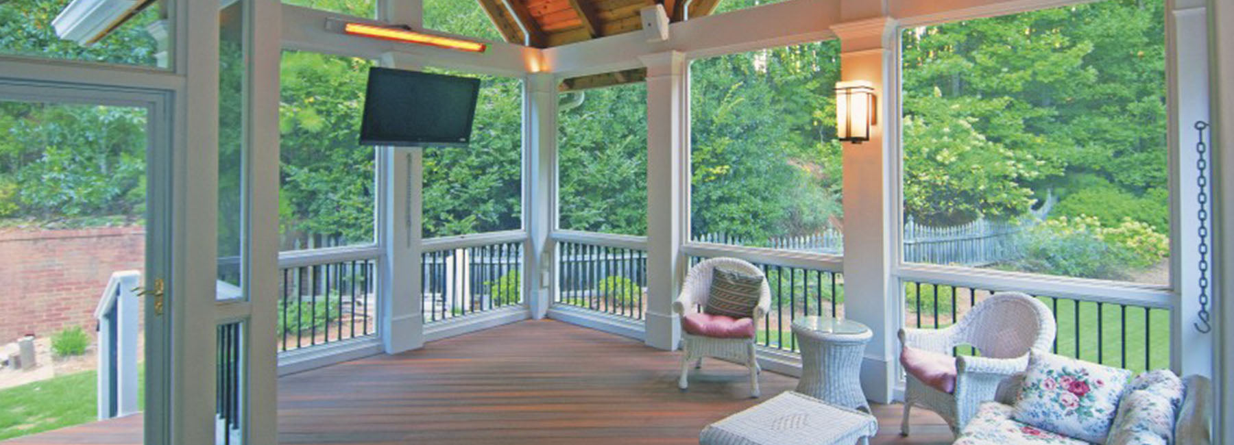 Screen Porch Dreaming