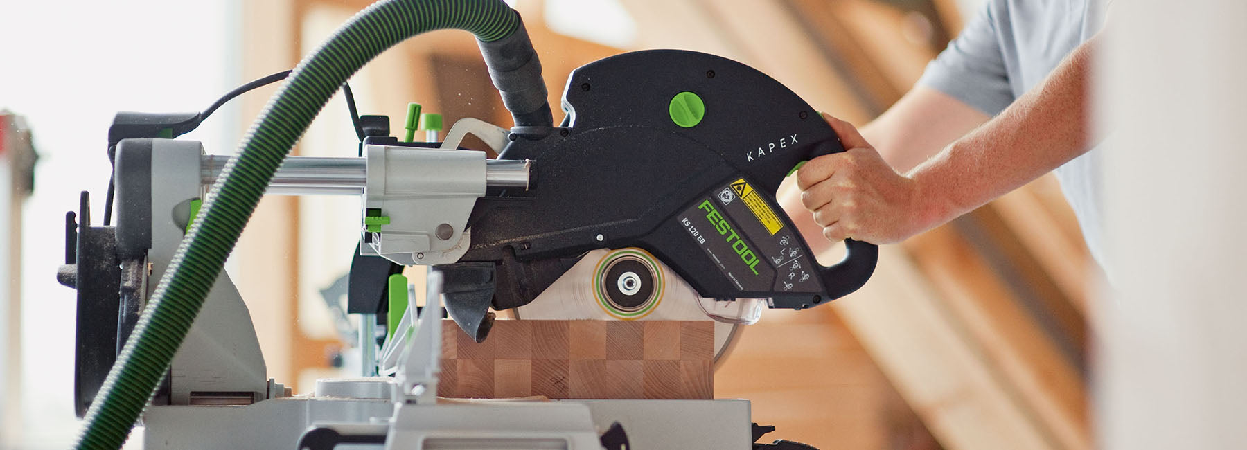 Top 3 Reasons to Choose Festool