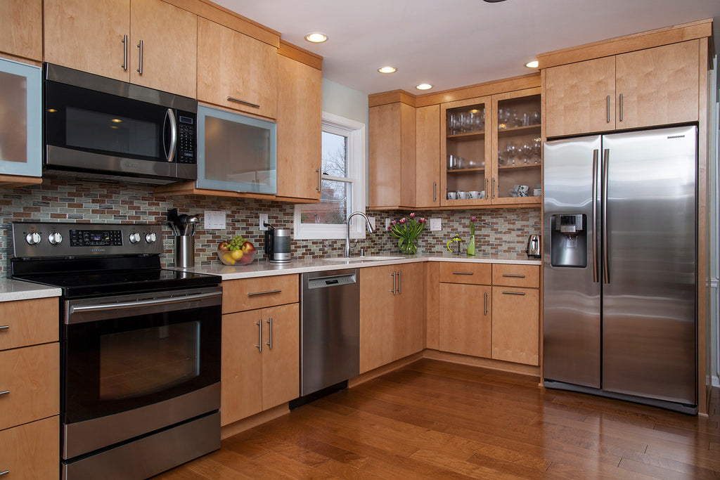 Eclipse Cabinetry kitchen design frameless cabinetry