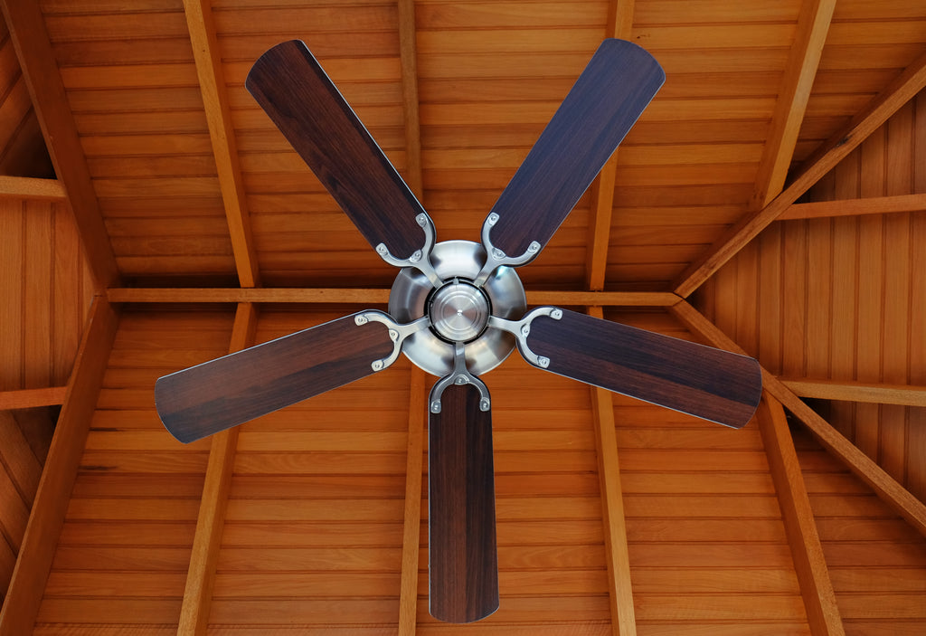 ceiling fans keeping your home cool