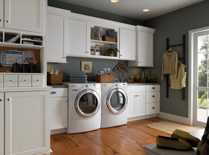 Medallion Cabinetry Laundry Room