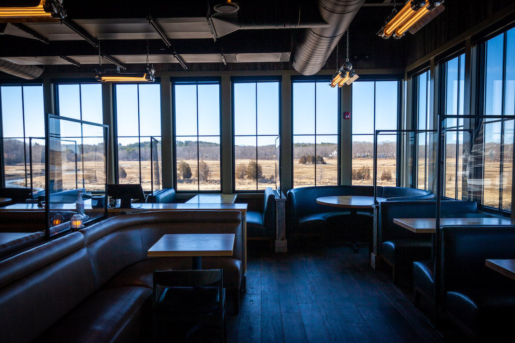 Great Marsh Brewing Company, Marvin Signature Windows