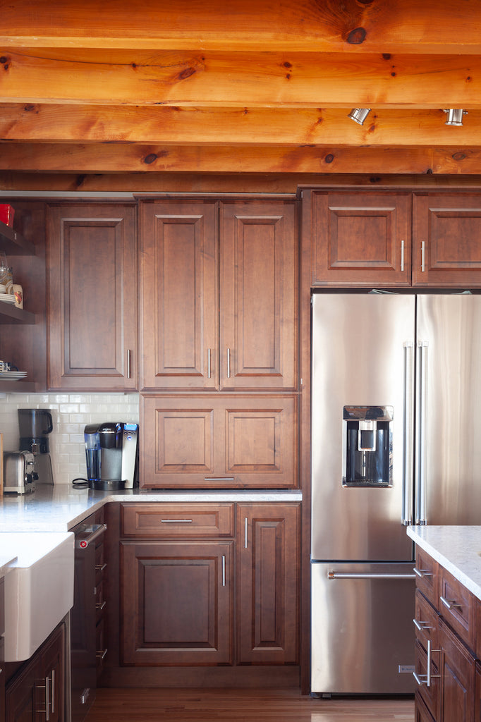 medallion cabinetry kitchen vineyard maple finish