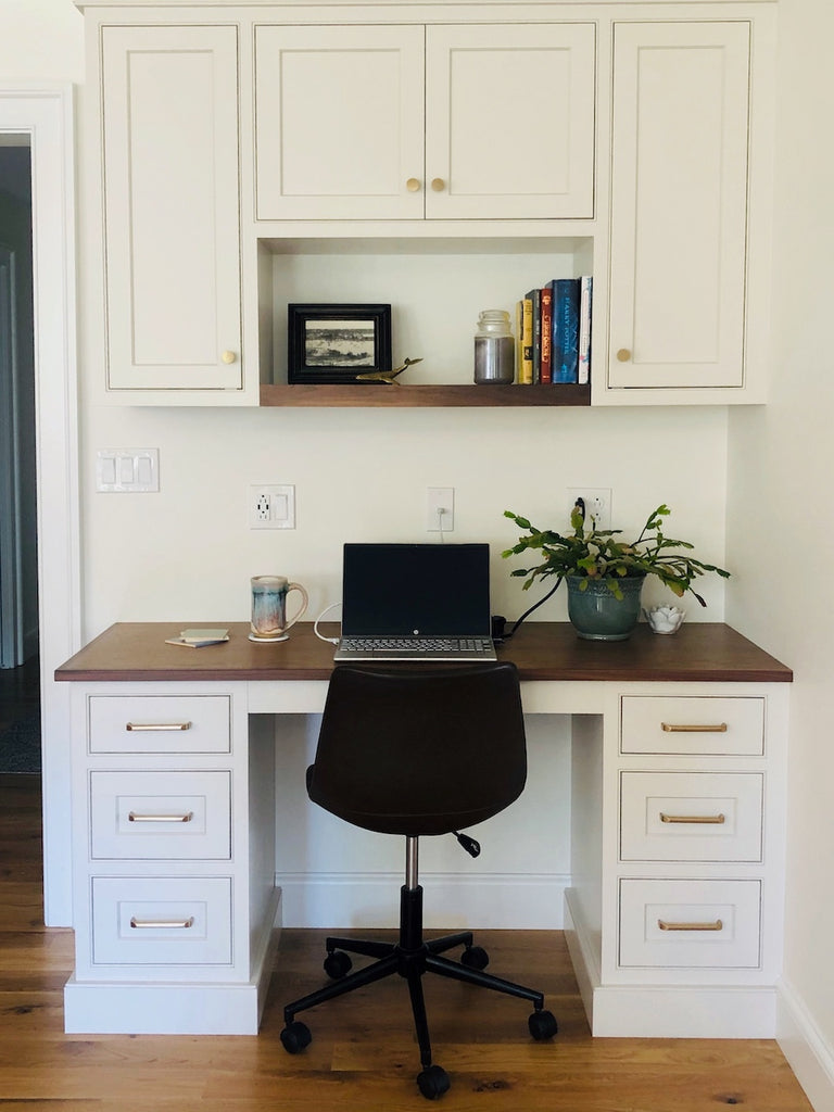 Custom Desk by Mike D'Annolfo