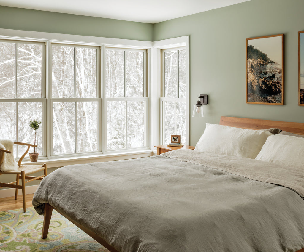 Marvin Bedroom Double Hung