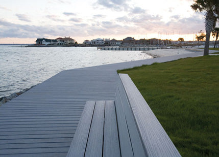 salt water deck