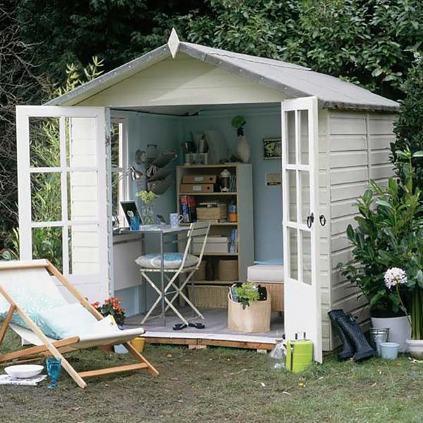 she shed outdoor office