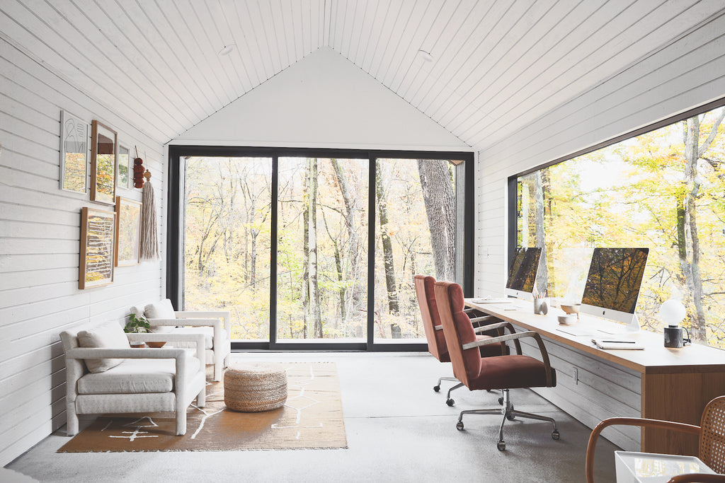Marvin Modern Nature Inspired Home Office
